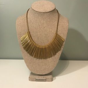 Stella & Dot Essential Fringe Necklace - Like New